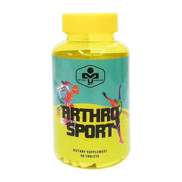 Комплекс для суставов и связок MUST Arthro Sport (90 tab)