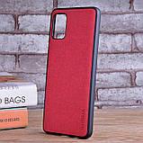 Чехол AIORIA Textile PC+TPU для Samsung Galaxy M51, фото 2