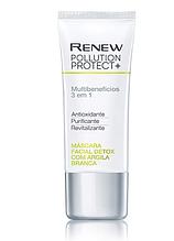 """Avon Anew Многофункциональная 3-в- 1 антиоксидантная очистительная маска для лица с глиной """"Заряд сияния"""", 50"""
