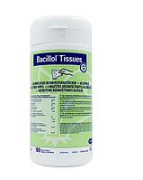 Салфетки Бациллол для дезинфекции инструментов и поверхностей 100 шт (MAS40272)