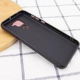 Чехол Camshield Black TPU со шторкой защищающей камеру для Xiaomi Redmi Note 9 / Redmi 10X, фото 5