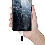 Дата кабель Usams US-SJ456 U51 Silicone USB to Lightning (2m), фото 4
