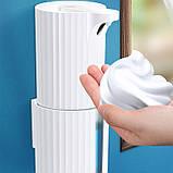 Бесконтактный диспенсер для мыла US-ZB172 Wall Mounted Automatic Soap Dispenser 300ml, фото 4