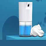 Бесконтактный диспенсер для мыла US-ZB172 Wall Mounted Automatic Soap Dispenser 300ml, фото 8