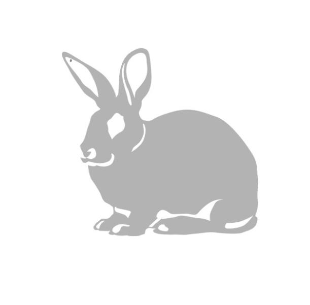"""Наклейка """"Кролик"""""""