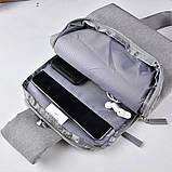 Сумка для ноутбука WIWU Odyssey Crossbody Bag, фото 5