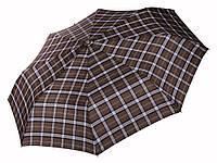 Женский зонт Три Слона Клетка ( полный автомат ) арт.L3803-1, фото 1