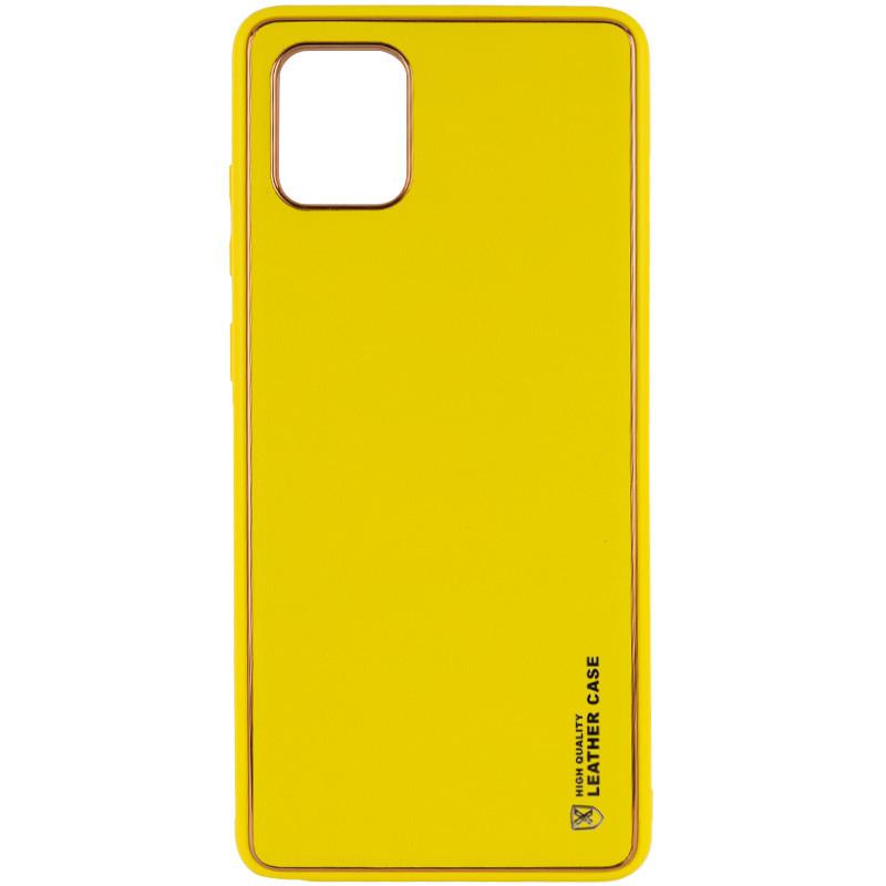 Кожаный чехол Xshield для Samsung Galaxy Note 10 Lite (A81)