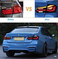 Задние фонари BMW F30 2011-2018 г.в. в стиле M4