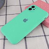 "Чехол Silicone Case Full Camera Protective (AA) для Apple iPhone 11 (6.1""), фото 2"
