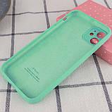 "Чехол Silicone Case Full Camera Protective (AA) для Apple iPhone 11 (6.1""), фото 3"