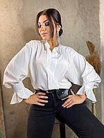 Блуза женская офисная с 42 по 56 р. /р15387, фото 1