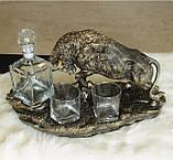 """Набор для виски """"Бык"""", фото 3"""