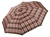 Женский зонт Три Слона Клетка ( полный автомат ) арт.L3803-19, фото 1
