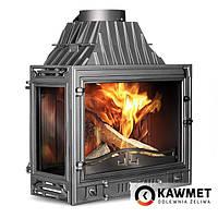 Камінна топка KAWMET W3 з лівим боковим склом (16.7 kW)