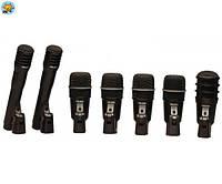 SUPERLUX DRKA5C2 Комплект мікрофонів для барабанів