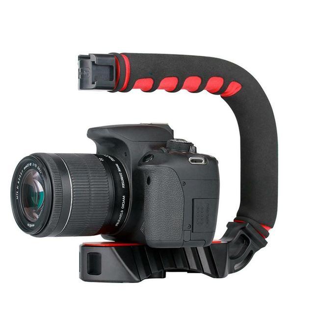 Системы стабилизации, держатели для видеосъемки