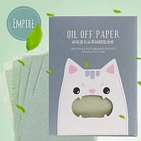 Эффективные матирующие салфетки для лица с экстрактом зелёного чая. Ароматизированные салфетки для лица