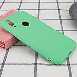 Чехол Silicone Cover with Magnetic для Xiaomi Redmi Note 7 / Note 7 Pro / Note 7s, фото 2