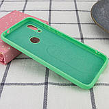 Чехол Silicone Cover with Magnetic для Xiaomi Redmi Note 7 / Note 7 Pro / Note 7s, фото 3