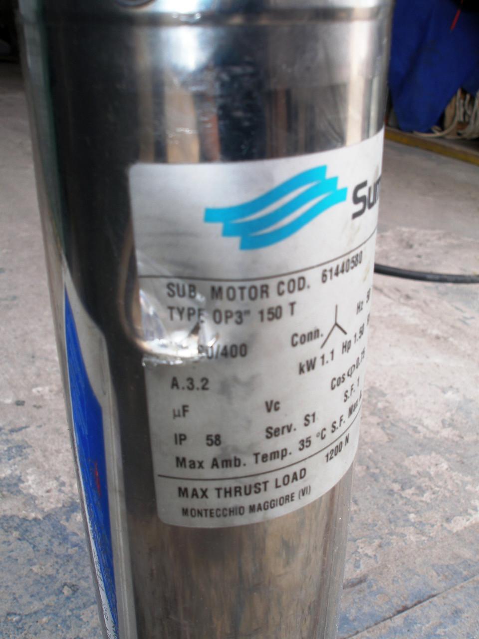 """Двигатель Sumoto OPM 3"""" HP050"""