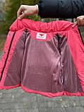 Зимняя куртка для девочки БИО-ПУХ Коралл р. 92, 98, 104, 110, фото 8