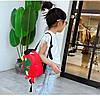Детский рюкзак красный с динозавром, фото 10