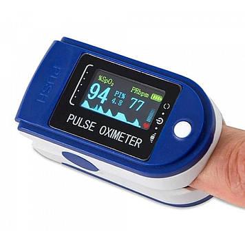 Пульсоксиметр Pulse Oximeter Finger PRO