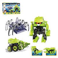Робот-конструктор Solar Паук и Робот 4в1