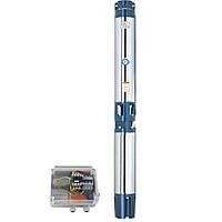 Насос центробежный скважинный 380В 7.5кВт H 104(58)м Q 665(500)л/мин Ø151мм AQUATICA (DONGYIN) (7776453)