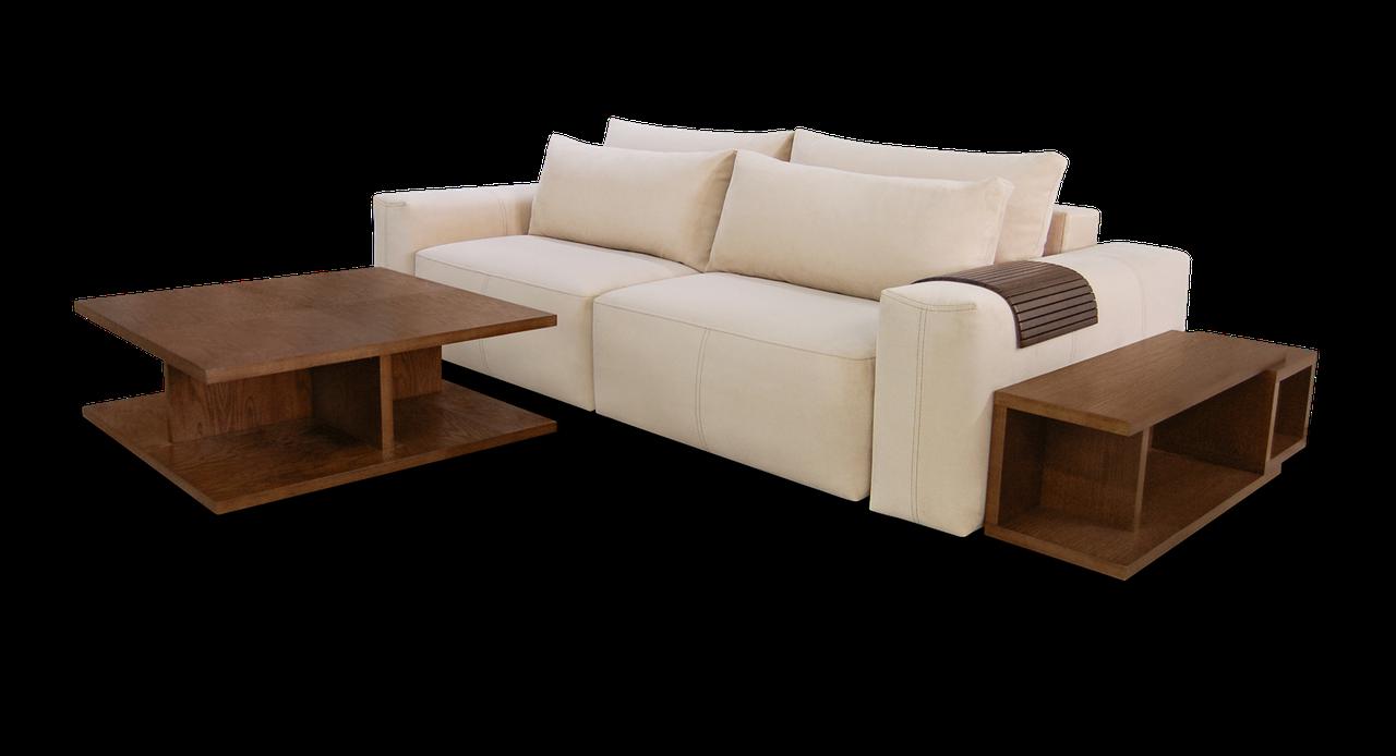 Белый диван Торонто  фабрики Нота