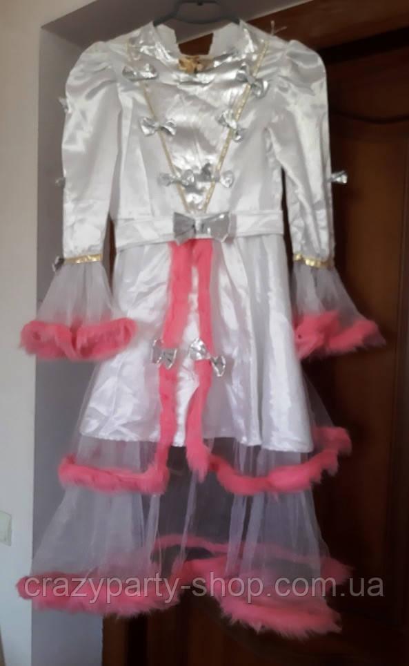 Костюм карнавальный Принцесса  рост 128-134 см