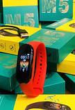 Фитнес-трекер Xiaomi Band 5 с микрофоном (черный) (copy), фото 5