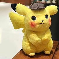 Мягкая игрушка Покемон-детектив Пикачу 30 см