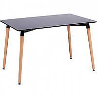 Стіл обідній Bonro В-950- 1200 Чорний