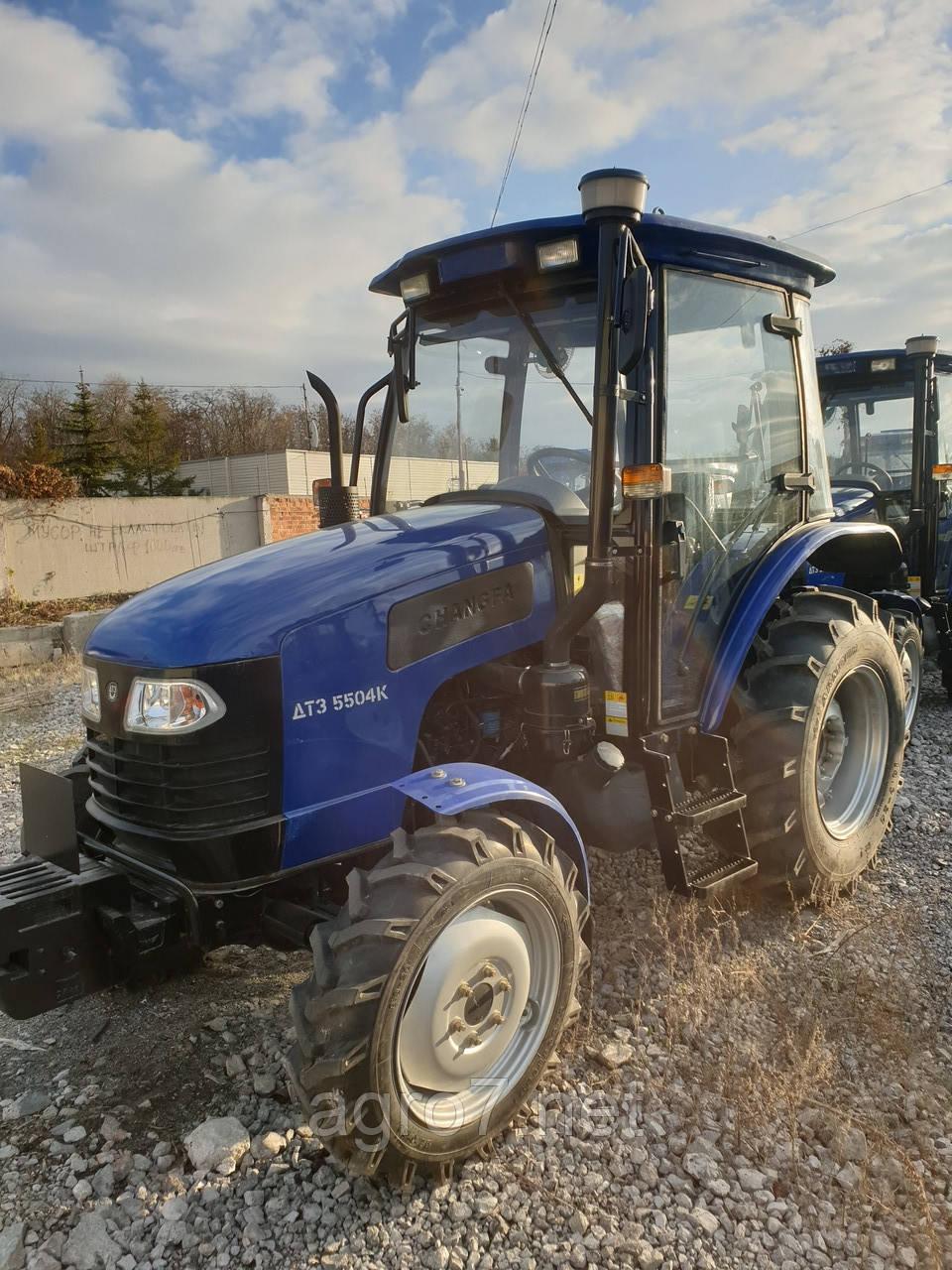 Міні-трактор ДТЗ 5504К