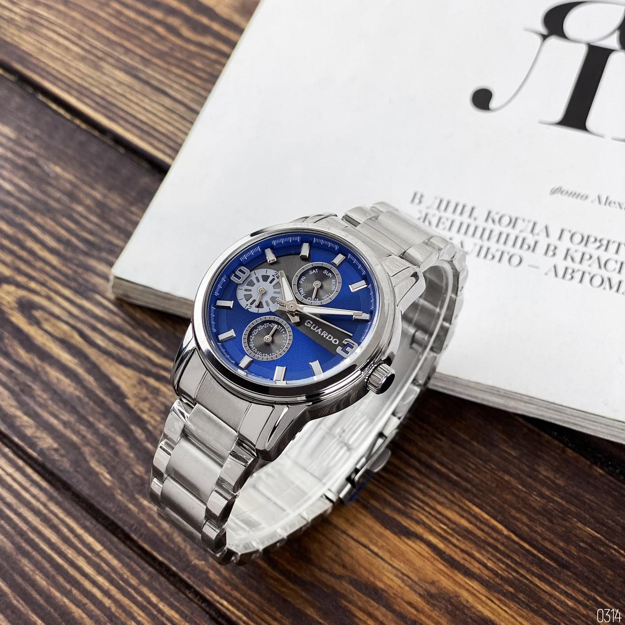 Часы мужские кварцевые Guardo 011944