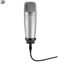 Микрофон студийный Samson C01U Pro