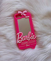 Чехол 3D для iPhone 8 Барби Barbie розовый, фото 1