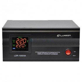 Стабилизатор напряжения LUXEON LDR-1000 VA