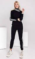 Спортивный костюм 830871/1 50 чёрный, фото 1