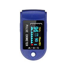 Пульсоксиметр на Палец Pulse Oximeter Lk 88 с Поворотным Дисплеем