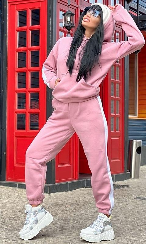 Спортивный костюм 830848/1 50/52 розовый