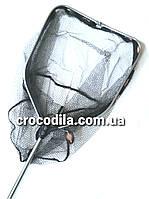 Раскладной карповый подсак с прорезиненой сеткой Mifine, фото 1