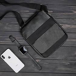 Чорна сумка через плече Calvin Klein