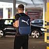 Синий городской рюкзак Puma, фото 4