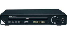 Проигрыватель DVD MYSTERY MDV-744UH
