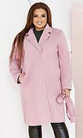 Пальто 858555/2 48/50 розовый, фото 1