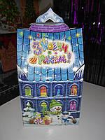 Коробка для конфет З Новим Роком