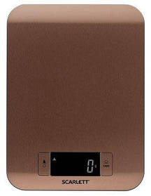 Весы кухонные SCARLETT SC-KS57P49